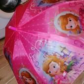 Зонтик для девочки до 7ми лет