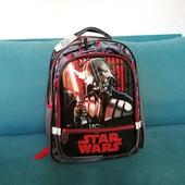 Фирменный рюкзак Star Wars! Импорт! оригинал! Качество супер! Отличный подарок!