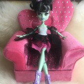 Шарнирная кукла Monster High с аксессуарами Mattel. Отличное состояние!!!