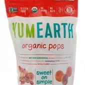 Органические леденцы YumEarth, лот 10 конфет .
