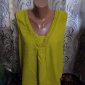Симпатичная блуза с кружевом Next