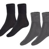2 пары удобных мужских носков Livergy® Германия, размер 39-42
