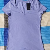 Отличная хлопковая футболка Esmara размер евро М (40/42)