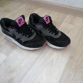 Шикарные кроссовки Air Nike (100%орыгинал,со вставками замшу)!!!