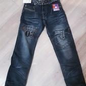 Отличные осенне-весенние джинсы на мальчика