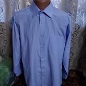 Классическая мужская рубашка в полоску Tom Hagan