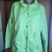 куртка, термо ветровка, р. L. Zhenzi.