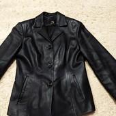 Куртка на подкладке натуральная кожа !!!