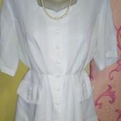 Шикарная летняя кофточка -блуза