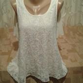 Очень красивая блуза р 44-46