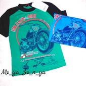 Новая футболочка для мальчика Турция размер и цвет см.лот