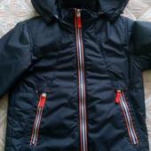 Куртка вітровка, демісезон, р.152