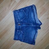 Джинсовые шорты нм на 146 см в хорошем состоянии
