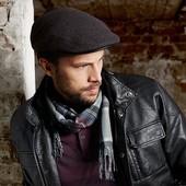 Кепка мужская теплая шапка кашкет Tchibo Германия, размер L (60см.)