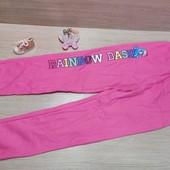 Распродажа! Польша! Яркие, красивые штанишки для девочки! 122/128!