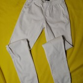 ЛоВиЛоТы! Белоснежные джинсики Pieces на резинке