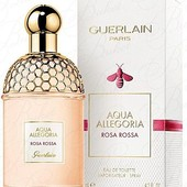 Оригинал! Туалетная вода Guerlain Aqua allegoria rosa rosa