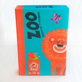 """""""Зоо (ZOO)"""" - настільна карткова гра"""