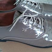 Продам кожаные туфли состояние идеал на стельку 25 см