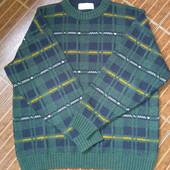 Мужской свитер Marks&Spencer р.56-58 (будет и на 60)