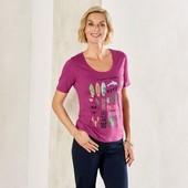 Отличный комплект 2 шт женские футболки Esmara Германия размер евро ХL (48/50)