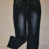 Стильные джинсы с леопардовым принтом! honglishu jeans,