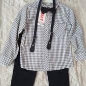 Нарядный костюм маленькому джентльмену