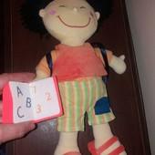 Оригінальна м'яка лялька без нюансів!