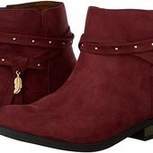 Модні черевики Jessica simpson (джессика симпсон) р.2US наш 33. Оригінал із сша ботинки