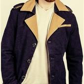 Стильная куртка - пиджак уличного типа.
