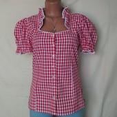 Обновление товара! Собираем! Фирменная рубашка,100%коттон,в состоянии новой вещи!L