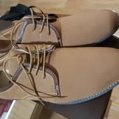 Мужские туфли весна-осень