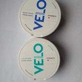 Никотиновые подушечки Velo