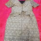 дорогое шикарное платье с баской
