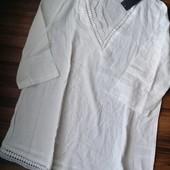 яркая блуза - туника от Esmara р.42 евро