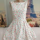 Нежное платье - комбинезон, Addicted, размер S.