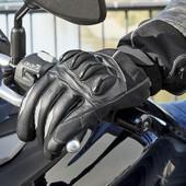 Мотоциклетные перчатки кожаные ⚠️ Crivit sports
