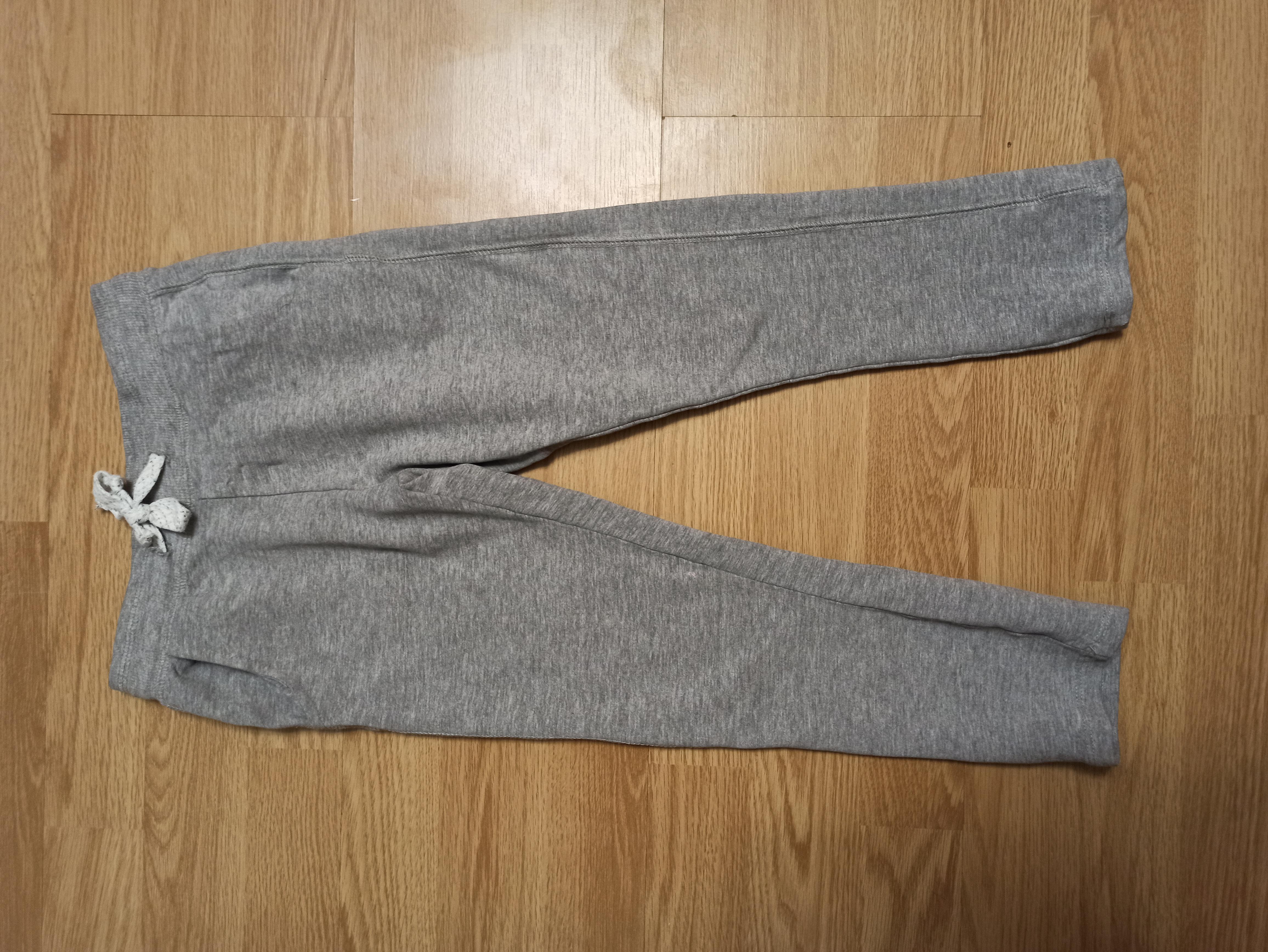 Штаны трикотажные с добавлением эластина.