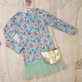 Ваша дівчинка буде в захваті Супер оригінальні платтячка з сумочкою Якість колір фасон неймовірні