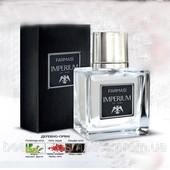 Чоловіча парфумована вода Imperium Farmasi 50мл фармаси Аналог аромата Creed Aventus