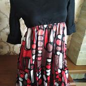 Женское свободное платье Lm Lulu, Франция. Размер на выбор.