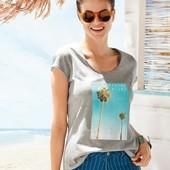 Стильная футболка Esmara размер 40/42