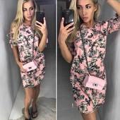 Платье новое, смотрите фото, два цвета! по одной шт!