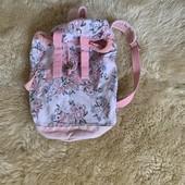 Джинсовый рюкзачок