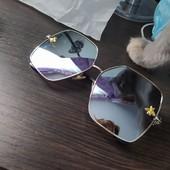 Шикарные солнцезащитные очки