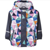 ♥-яркая Lupilu куртка-дождевик р.122-128 -!♥