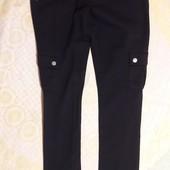 Черные джинсы с карманами Limited Collection