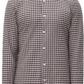 Отличная casual-рубашка премиум-качества T. M. Lewin в идеале.