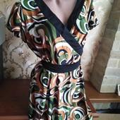 Женский халатик Lm Lulu, производитель Франция. Размер на выбор.