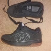 Роликовые кроссовки-туфли Нeelys \оригинал\.размер35